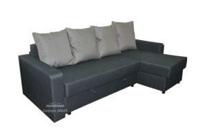 Угловой диван «МАЛИ-3 С ОТТОМАНКОЙ»