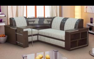 Угловой диван «ФАВОРИТ-2 С БАРОМ»