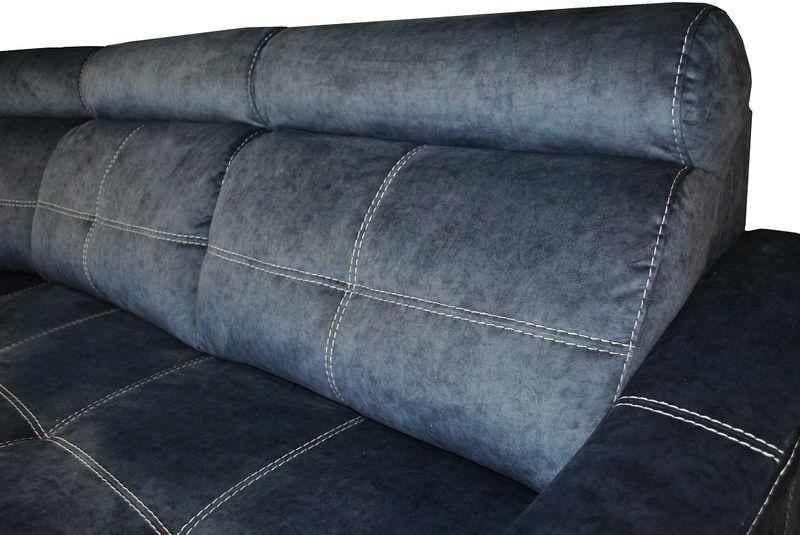 Хилтон детали подушки синий 1.2
