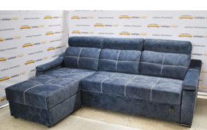 Угловой диван «ХИЛТОН С ОТТОМАНКОЙ»
