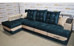 Угловой диван «КОМФОРТ-2»